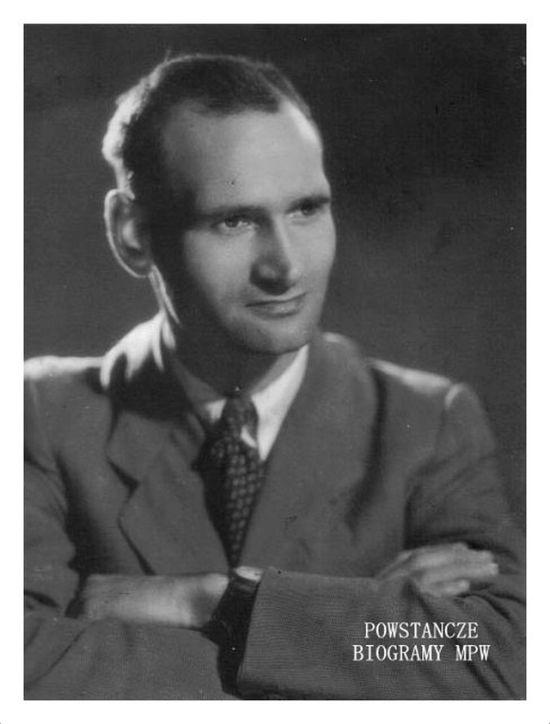 """Julian Czerwiakowski """"Jerzy Tarnowski"""" (1911-1953)"""
