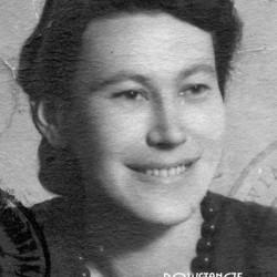 Wanda Jadwiga Leopold z d. Iwanowska ps.