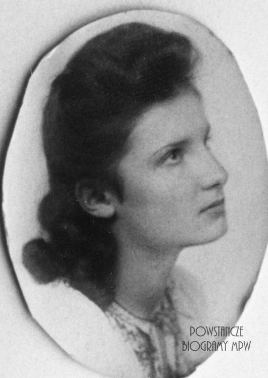 "Helena Violetta Krokowska - Komorowska ps. ""Violetta"""