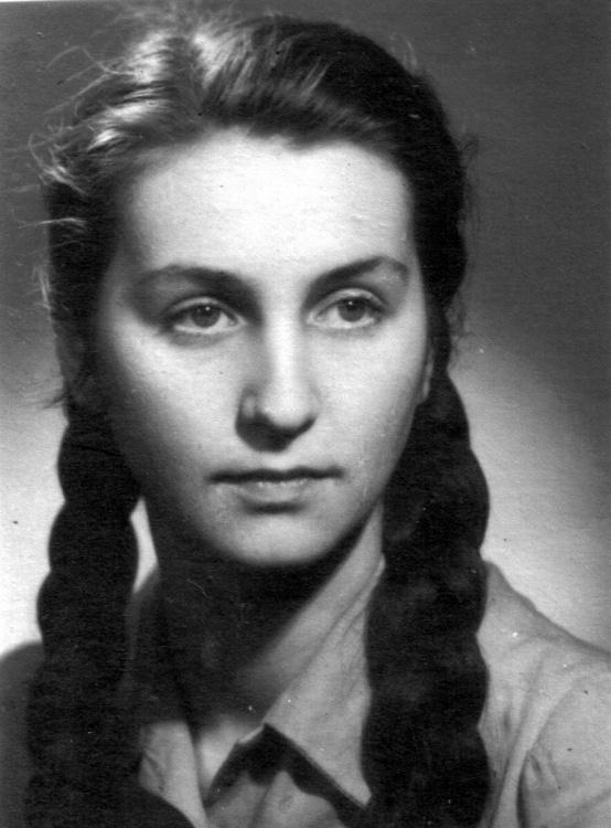 Maria Urbaniec. Zdjęcie z archiwum rodzinnego Andrzeja Urbańca.