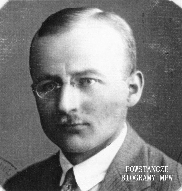 ppor. lek. Roman Słomiński (1903-1944). Fot. archiwum rodzinne