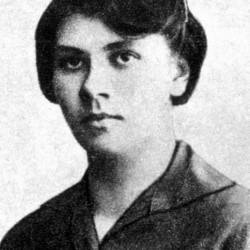 Olcha Janina Piołun-Noyszewska (1917-1944) Fot. udostępnione przez Magdalenę Ciok.