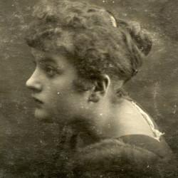 Eleonora Zbyszyńska. Zdjęcie z archiwum Janusza Grzeszykowskiego.