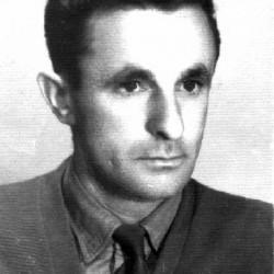 Stanisław Kuźmiński, 1944 rok. Zdjęcie z archiwum rodzinnego Jacentego Falkowskiego.