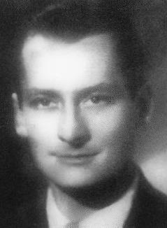 """Andrzej Zawadzki """"Andrzejewski"""" (1920-1997) Fot. AR MPW"""