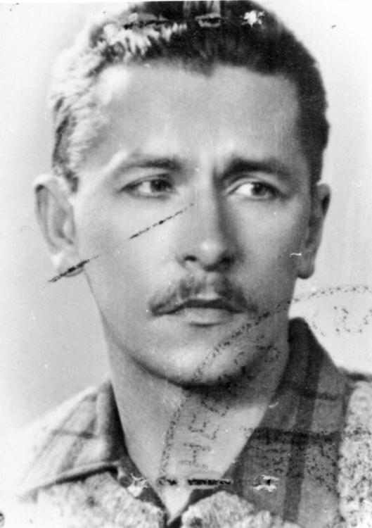 """Stanisław Władysław Tomaszewski  """"Miedza"""". Fot. AR MPW"""