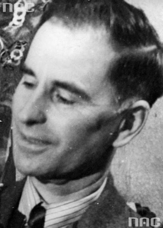 Narcyz Łopianowski - zdjęcie ze zbiorów Narodowego Archiwum Cyfrowego