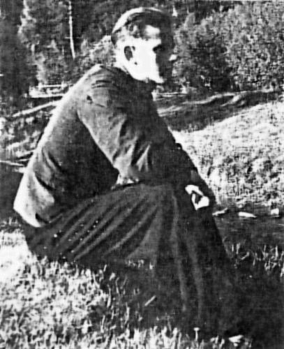 Edward Rejowski. Zdjęcie ze zbiorów Marty Żaczek