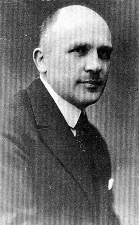 Władysław Psarski. Zdjęcie przedwojenne. Zbiory Marii Chełkowskiej z Psarskich.