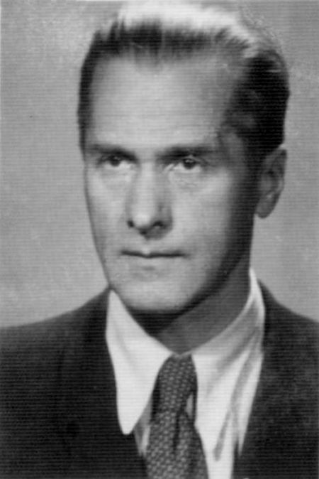 """Władysław Antoni Kowalewski """"Motyka"""". Fot. Wojciech S. Kowalewski, archiwum rodzinne."""