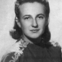Janina Lutyk-Zapadko-Mirska ps.