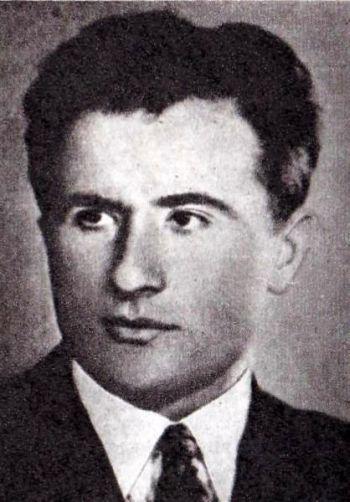 "Ppor. Józef Jungnikiel ""Żużo"" (1909-1944)"