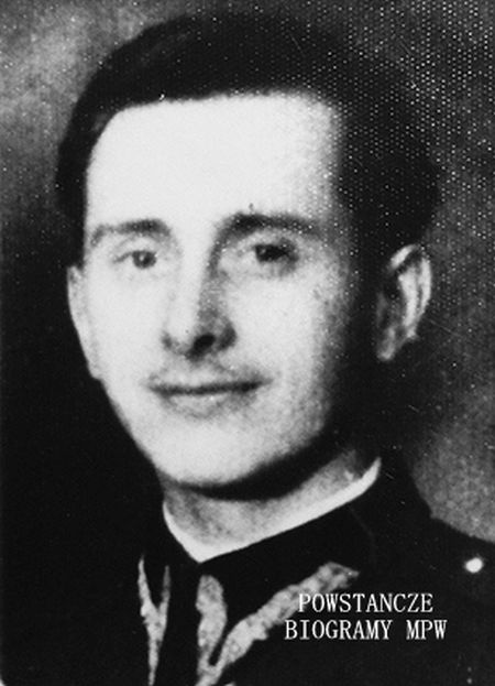 """Władysław Marian Szar ps. """"Wład"""" (1923-2002) Fot. z archiwum rodzinnego Pawła Szara"""