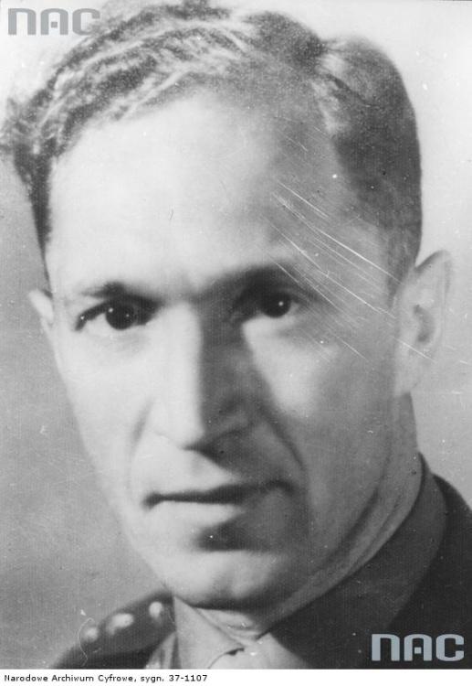 """Alfred Pokultinis """"Fon"""" (1910-1981) Fot. ze zbiorów NAC  <i> [www.audiovis.nac.gov.pl] </i>"""