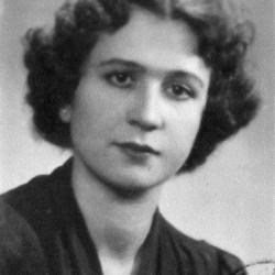 Hanna Elandt, po mężu Mazurkiewicz ps.