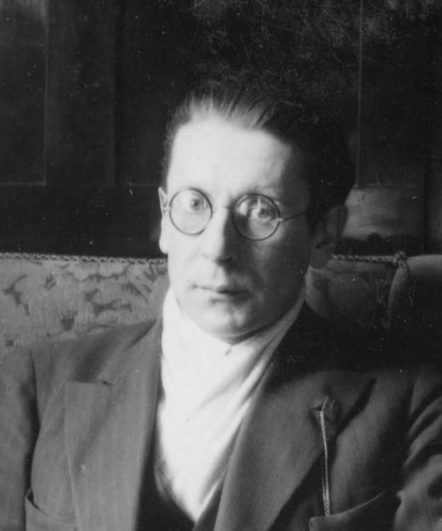 Kazimierz Urbanowski. Zdjęcie z archiwum Haliny Urbanowskiej.