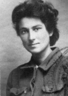 """Urszula Wolff """"Wilia"""" (1919-1984). Fot. z archiwum rodzinnego Anety Krent"""