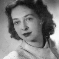 ppor. Wanda Kruszewska-Gąssowska