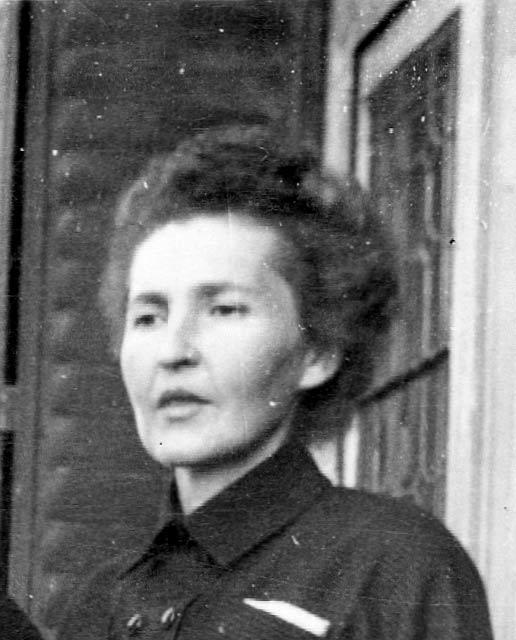 Irena Warzycka z Bronikowskich