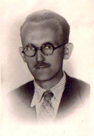 Janusz Kozielski (1912-1948). Fot. archiwum rodzinne.