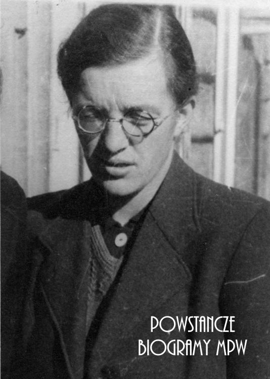 "Janina Płoska - ""Urszula Rakieta"" (1905-1990). Fot. AR MPW"