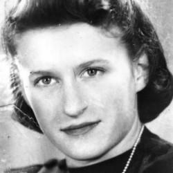Maria Czapska w 1943 roku