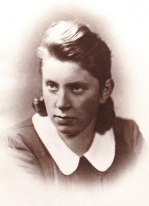 Mieczysława Masłowska. Fot. z archiwum prywatnego Anny Maciejewskiej