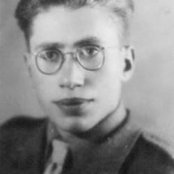 Józef Stanisław Hop. Fot. udostępnione przez Dominique Henriksson