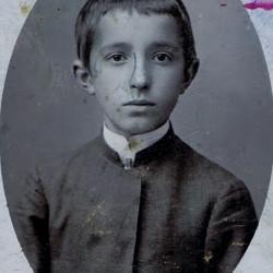 Stanisław Zabrzycki. Fot. Jacek Zabrzuch - archiwum rodzinne.