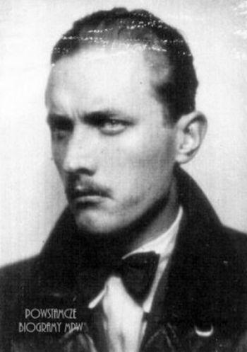 """Antoni Stanisław Bieniaszewski """"Antek"""". Fot AR MPW"""