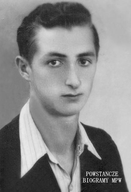 """Narcyz Włodzimierz Turczyński ps. """"Mściciel"""" (1927-1986) Fot. z archiwum rodzinnego Dariusza Bogdana Turczyńskiego."""