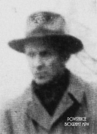 """Jerzy Chojnacki ps """"Chojna"""" (1909 -1988) Fot. AR MPW"""