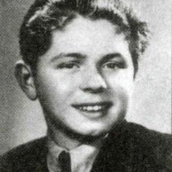 Aleksander Boruń ( 1927-1944) Fot. AR MPW