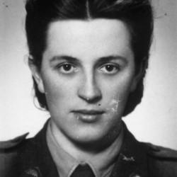 Irmina Kobylańska- Nawrocka ps.