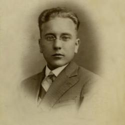 Mieczysław Tykwiński - 1928 rok