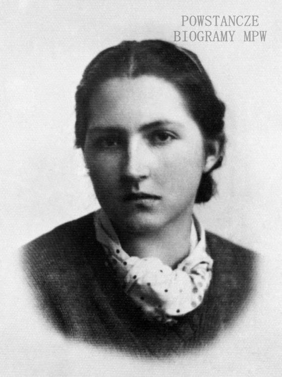 """Zofia Stefanowska-Treugutt  ps. """"Zosia Sadowa"""" (1926-2007). Fot. AR MPW"""
