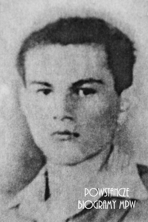 """st.strz. Eugeniusz Świdnicki """"Żmuda"""" (1925-1944). Fot. udostępnił Jan Dubiel"""