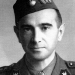 "Płk  Kazimierz Iranek-Osmecki  ps. ""Makary"". Fot. AR MPW"