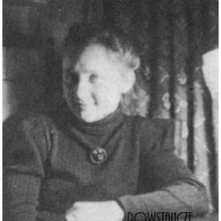 Kazimiera Elżbieta Świderska (1920-1944). Fot. udostępnione przez Magdalenę Ciok