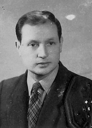 Edward Penconek. Fot. M. Penconek - archiwum rodzinne