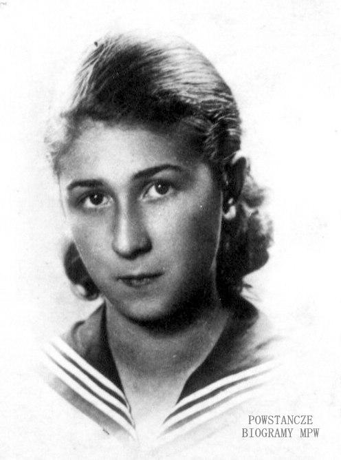 Zdjęcie maturalne, 1939 rok. Archiwum Danuty Łozińskiej