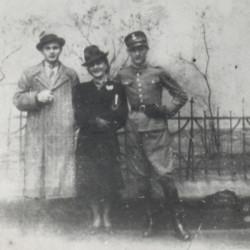 Od lewej Andrzej i Jerzy Czerkawscy