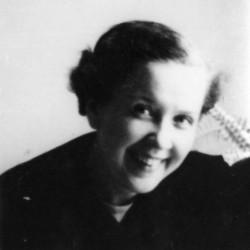 Alina Ruszkarska z domu Kozłowska (1915-2004) Fot. z archiwum Marty Sitek-Wilczyńskiej
