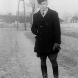 Kapral Tomasz Maria Białowiejski