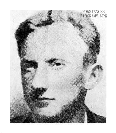 """Henryk Humięcki ps. """"Olbrzymek"""" (1920-1944)"""