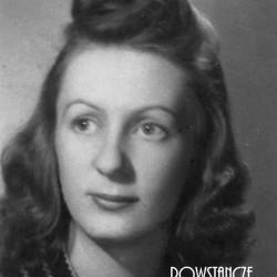 Halina Ciechomska - Badowska