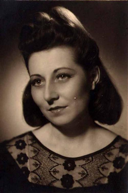 Anna Bichniewicz - zdjęcie portretowe