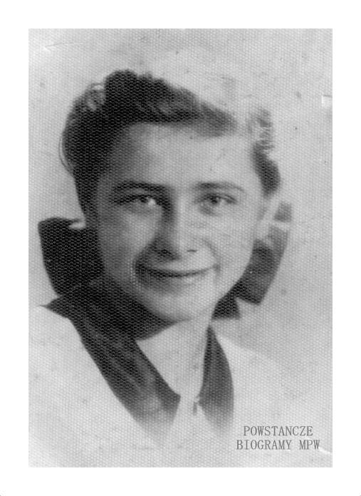 """Maria Maciejczyk ps. """"Ala"""" (1927-1944). Fot. archiwum rodzinne"""