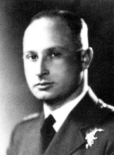Bolesław Dorembowicz w roku 1938.  Zdjęcie z archiwum rodzinnego córki, Anny Morawskiej