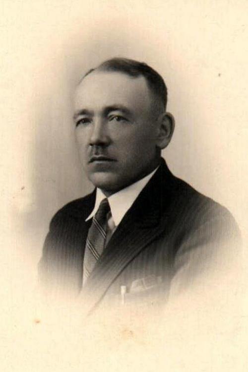 """Stanisław Zieliński ps. """"Groźny"""".  Zdjęcie z archiwum rodzinnego Jacka Stykowskiego."""